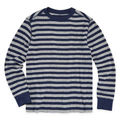 Arizona Long Sleeve Graphic Thermal Top - Big Kid Boys
