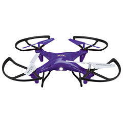 Sky Rider DRC377PR Falcon 2 Pro Quadcopter Drone with Video Camera