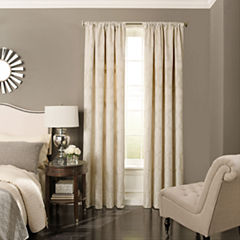 Beautyrest Odette Blackout Back-Tab Curtain Panel
