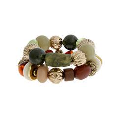 EL by Erica Lyons Womens Beaded Bracelet