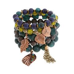 EL by Erica Lyons Womens Stretch Bracelet