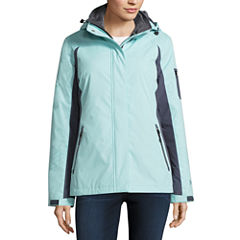 Free Country Water Resistant 3-In-1 System Jacket