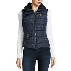 Us Polo Assn. Quilted Vest