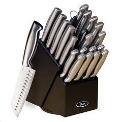 Oster Baldwyn 22-pc. Cutlery Block Set