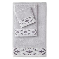 Eva Longoria Solana Bath Towel Collection