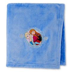 Disney Collection Frozen Fleece Throw