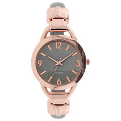 Mixit Womens Red Strap Watch-Jcp3007gr