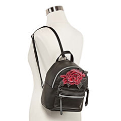 T-Shirt & Jeans Rose Patch Backpack