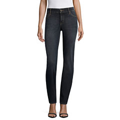 Liz Claiborne Flexi Fit 5 Pocket Skinny Jean