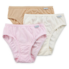 Jockey® Elance® 3-pk. Cotton Bikini Panties - 1489