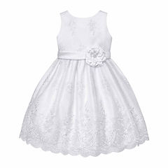 American Princess Sleeveless Party Dress - Toddler Girls