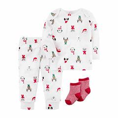 Carter's 2-pc. Pant Set Baby Unisex