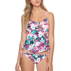 Arizona Tankini Swimsuit Top or Hipster Bottom-Juniors