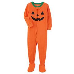 Carter's Long Sleeve One Piece Pajama-Toddler Unisex