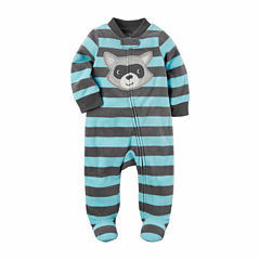 Carter's Microfleece Sleep and Play - Baby