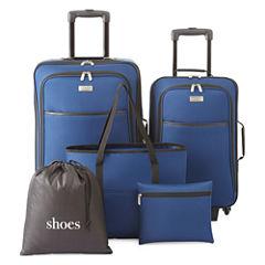 Protocol Garrison 5 Pc Luggage Set