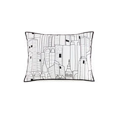 Presidio Square City Life Pillow Sham
