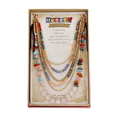 Sandra Magsamen 19 Inch Chain Necklace