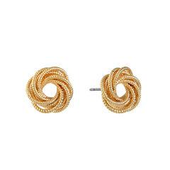 Monet Jewelry Stud Earrings