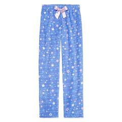 Cloud 9 Fall/Holiday Sleepwear Fleece Pajama Pants-Big Kid Girls