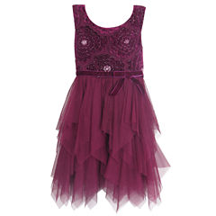 Lilt Sleeveless Party Dress - Toddler Girls