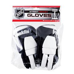Franklin Sports NHL HG 150 Hockey Gloves: Jr S 10