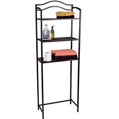 Household Essentials® Over-the-Toilet 3-Tier Storage Rack