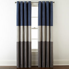 Stripe Curtain Panels For Window Jcpenney