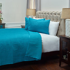 Rizzy Home Parker Collection 3pc Quilt Set