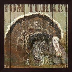 Open Season Turkey Framed Wall Art