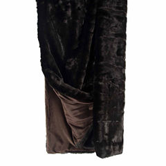 Rizzy Home Luxurious Faux Fur Throw