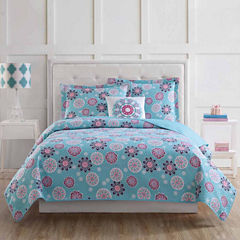 Laura Hart Kids Rosanna Medallion Quilt Set