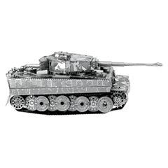 Wembley Metal 3D Tank Puzzle