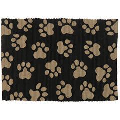 P. B. Paws by Park B. Smith® World Paws Cotton Pet Mat
