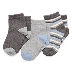 Crew Socks- Boys Toddler