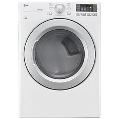 LG ENERGY STAR®  7.4 cu. ft. Ultra Large Capacity Electric Dryer with NFC Tag On Technology