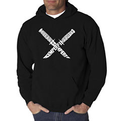 Los Angeles Pop Art Semper Fi Logo Hoodie