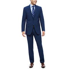 JF J. Ferrar® Blue Stretch Suit Separates-Slim Fit