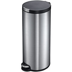EKO® 30L Artistic Round Step Trash Can