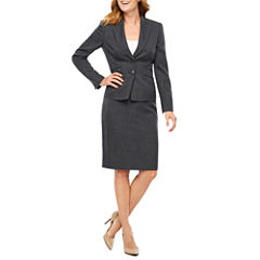 Le Suit Tonal Skirt Suit
