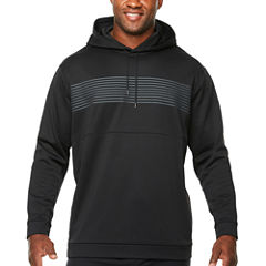 Msx By Michael Strahan Long Sleeve Fleece Hoodie-Big and Tall