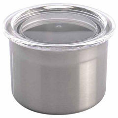 Studio Stainless Steel Canister with Lid 1.75 cups