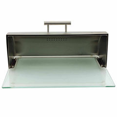 Studio Glass Base Bread Bin