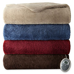 Sunbeam® SlumberRest LoftTec™ Heated Blanket