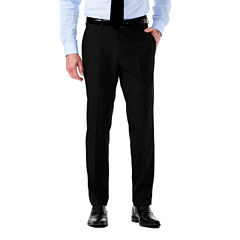 Haggar Slim Fit Flat Front Pants