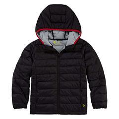 Xersion™ Packable Jacket - Boys Preschool 4-7