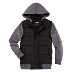 Zoo York Heavyweight Puffer Jacket - Boys-Big Kid