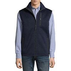 St. John's Bay Fleece Vest