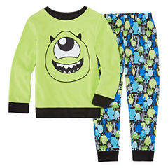 Disney 2-pc. Monsters University Pajama Set Boys