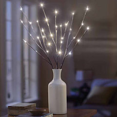Apothecary Led Twig Decorative Branch